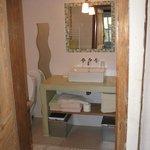 Salle de douche Chanterelle