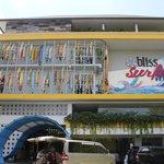 bliss wayan hotel ^.^