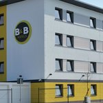 Photo de B&B Hotel Baden-Airpark