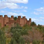 Ait Benaddou Kasbah UNESCO Heritage Stop- A stop on the trek to the Sahara arranged by the riad
