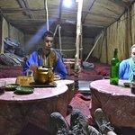 Desert Guide & Tent in Sahara- booked by Mur Akush