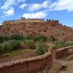 Ait Benaddou Kasbah- stop on the 3 day trek to the Sahara