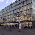 novotel messe next to shopping center