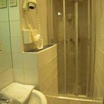 Bath of the room 534