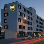 B&B Hotel Böblingen - Außenansicht