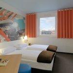 B&B Hotel Böblingen - Zweibettzimmer