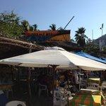 Gloria en El Mar Restaurante Foto
