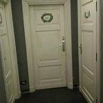 scruffy hallways
