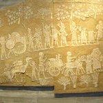 Stele Showing the Babylonian Captivity