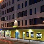 B&B Hotel Düsseldorf-Hbf - Außenansicht