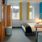 B&B Hotel Düsseldorf-Hbf - Familienzimmer für 3 Personen