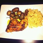 Piri Piri Chicken (Dinner Special)