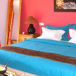 Cosy double rooms with quality bedding and matresses