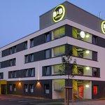 B&B Hotel Düsseldorf-Airport - Außenansicht