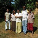 Seyana eco lodge crew