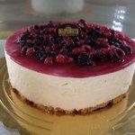 Torta Cheesecake gelato
