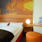 B&B Hotel Essen - Zweibettzimmer