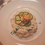 First Course - Lemon Risotto