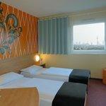 Photo de B&B Hotel Frankfurt-Nord