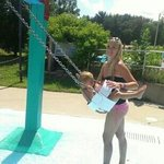 water swings