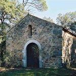 La chapelle extérieure du domaine