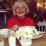 my grandma at timoneys'