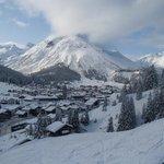 View from Oberlech