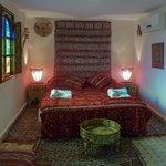 Berber bedroom