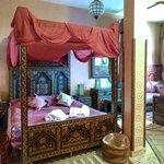Chleuhowi family bedroom