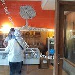 The bakery. Lovely breads ♥