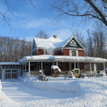 Winter at Sherwood Forest Bed and Breakfast