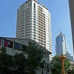 Centre Point Wireless Hotel from Sukhumvit Road