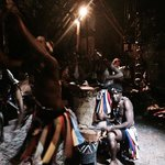 African Drumming workshop and Dancers at The Boma