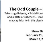 The Bradley Playhouse production of The Odd Couple-Female Version