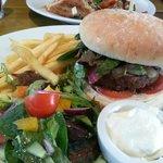 Exmoorish Burger