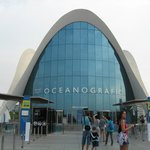 Океанографик в Валенсии