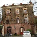 wunderschöne alte Villa