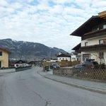 Gotthard aan de rechterkant
