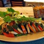 Light Sandwich Tomato & Mozarella