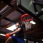 Sky Slam basketball court!
