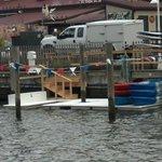 Marina Launch Area