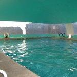 Wintertime Pool