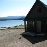 Cabin 11 at Lemolo Lake Resort just 15 miles from Crater Lake