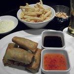 issimo bar food