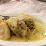 Cabbage dolma stuffed with beef