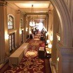 Grand halllway