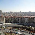 Vista da cidade - apartamento, 13º andar