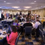 TSAE Member Lunch Crowd