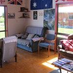Common room corner