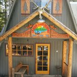 The Lodge at Lemolo Lake Resort 15 miles from Crater Lake